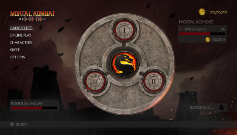 Mortal Kombat : Une trilogie remasterisée a été annulée