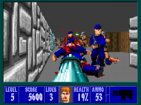 Wiki de Wolfenstein 3D