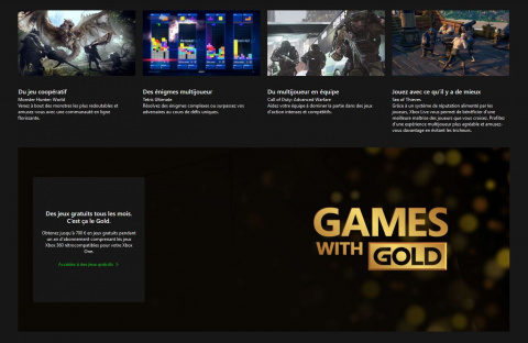 Xbox annonce Xbox Game Pass Ultimate, un pass Xbox Live Gold + Game Pass