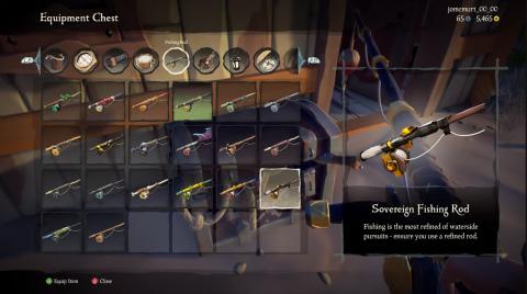 Sea of Thieves : chasse et pêche à l'honneur chez L'Appel du Chasseur