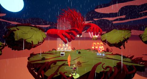 No Straight Roads : Le jeu d'action-aventure qui bat la mesure