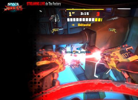 Space Junkies : Une version PC qui vise juste