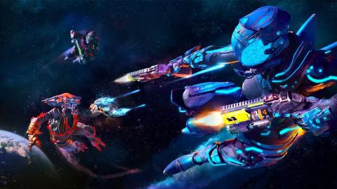 Space Junkies : La première mise à jour est disponible