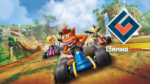 Crash Team Racing Nitro-Fueled : les circuits de CTR, à la sauce 2019