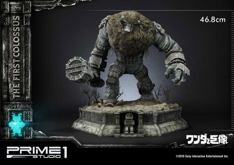 Shadow of the Colossus : Une statuette de 46cm de haut signée Prime 1 Studio