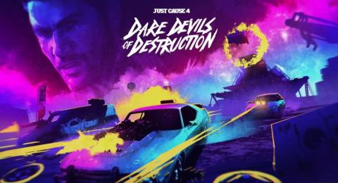 Just Cause 4 : Dare Devils of Destruction