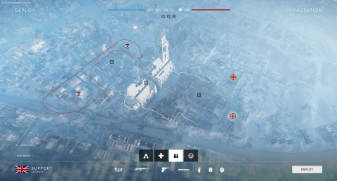Battlefield V accueille le mode Carnage jusqu'au 24 avril