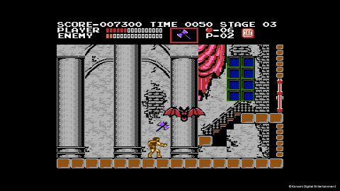 Castlevania Anniversary Collection nous offre un lot d'images