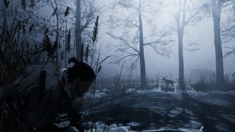 Fade to Silence : le jeu de survie nous plonge dans son ambiance glaciale