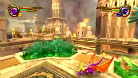 Soluce de La Légende de Spyro : Naissance d'un Dragon