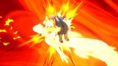 Dragon Ball FighterZ : quelques captures d'écran pour Goku GT SS4