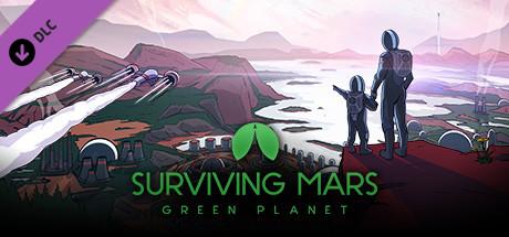Surviving Mars : Green Planet sur PS4
