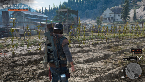 Days Gone : Encore plus beau et immersif sur PC ?