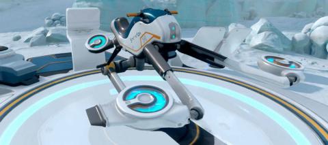 Subnautica : Below Zero accueille son premier véhicule terrestre avec la mise à jour Snowfox