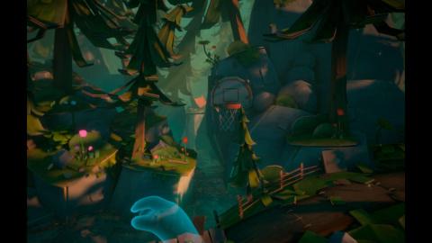 Ghost Giant : un bel exemple d'exploitation du PSVR