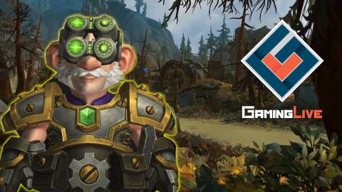 WoW Battle for Azeroth : Visite à Mécagone, l'île des Gnomes du patch 8.2