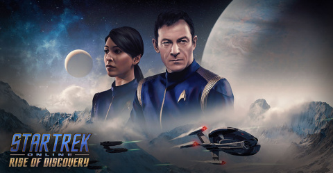 Star Trek Online : Rise of Discovery sur PS4