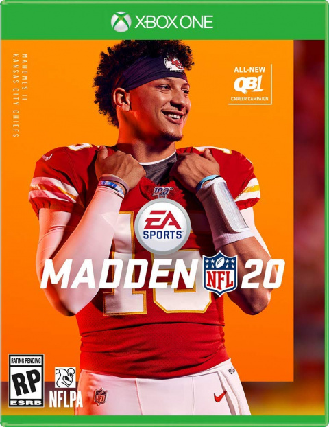 Madden NFL 20 sur ONE