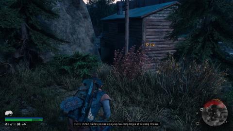 Ne tue personne dans ce camp
