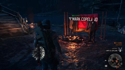Trop occupé pour un camp de Rippers