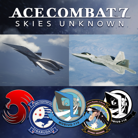 Ace Combat 7 nous présente le contenu de son Season Pass