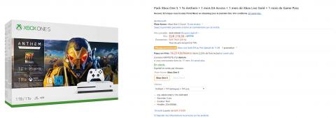 French Days : Xbox One S et Days Gone, les bons plans Amazon du jour