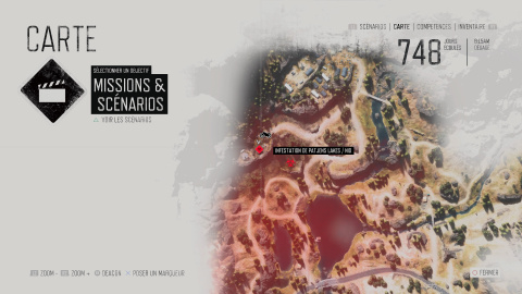 Exterminateur (zones infestées)