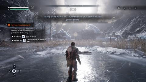 Fade to Silence : un jeu de survie un peu laborieux