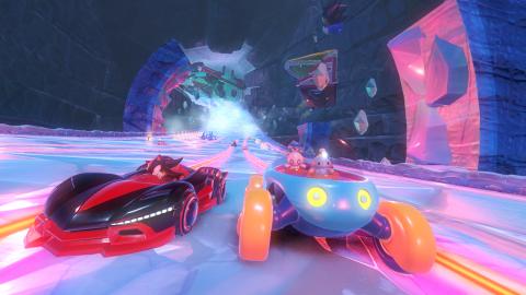 Team Sonic Racing : Sega en a encore sous le pied