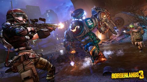 Borderlands 3 - Plus de planètes, plus d'armes, plus de fun en perspective ?