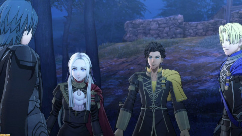 Fire Emblem : Three Houses change le doubleur de Byleth