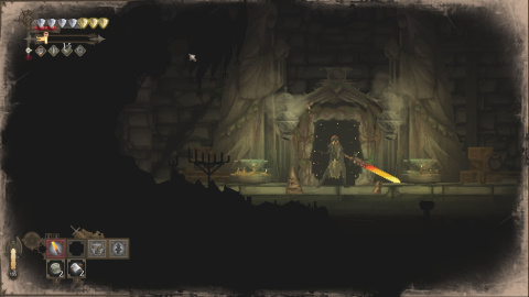 Dark Devotion : plus qu'un Souls-like en 2D ?
