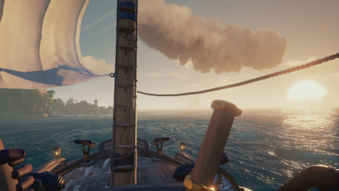 Sea of Thieves sort sa mise à jour Dark Relics