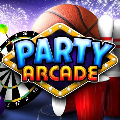 Party Arcade sur PS4
