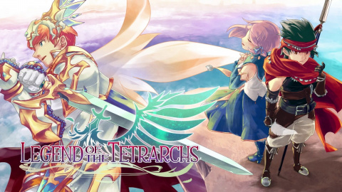 Legend Of The Tetrarchs sur ONE