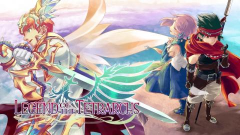 Legend Of The Tetrarchs sur iOS