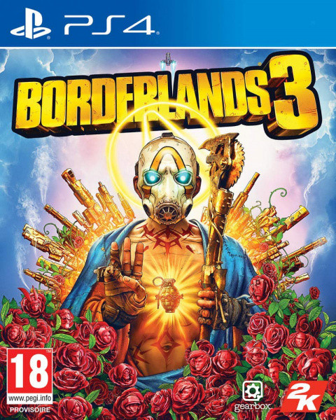 Borderlands 3 sur PS4