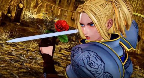 Samurai Shodown : la combattante française Charlotte entre dans l'arène