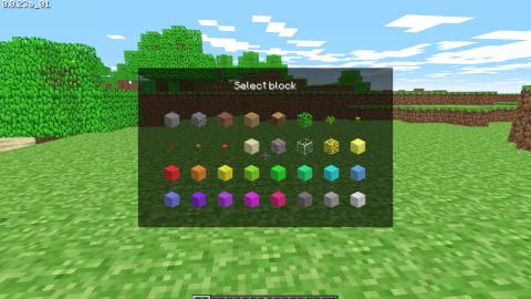 Minecraft : la version de 2009 jouable sur navigateur pour fêter le dixième anniversaire
