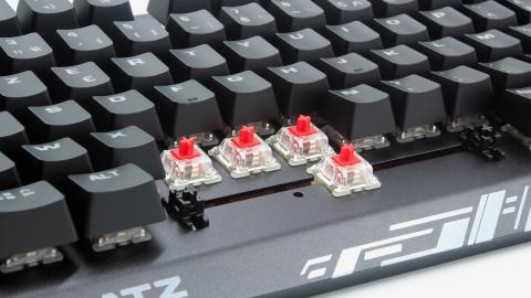 Test du Mad Catz S.T.R.I.K.E. 4 : Quand Hardware et Software ne font pas bon ménage
