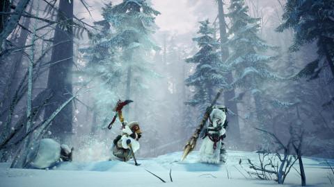 Monster Hunter World : Iceborne - 2,5 millions d'exemplaires expédiés et vendus