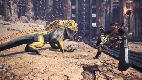 Monster Hunter World : Iceborn sera la seule grande extension payante