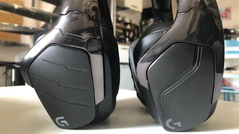 Test Logitech G935 : Une évolution en demi-teinte