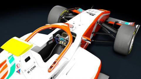 Pilotez une monoplace de type Formule 3 gratuitement dans Assetto Corsa
