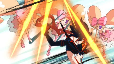 Kill la Kill : IF - un scénario alternatif aux commandes de Ryūko Matoi