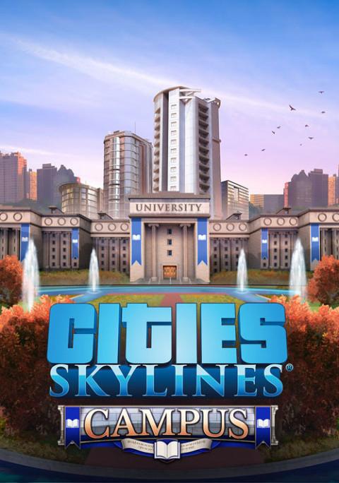 Cities Skylines : Campus sur PC