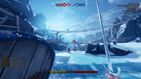Mordhau : un jeu de combat médiéval intense et frénétique