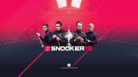 Snooker 19 sur PS4