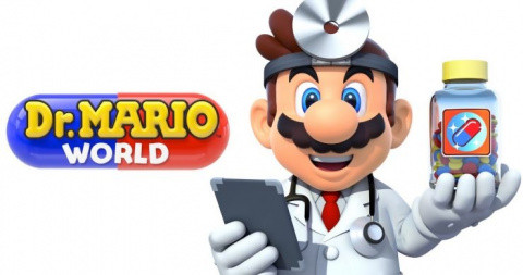 Dr. Mario World sur iOS