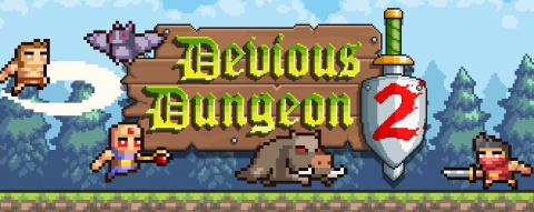 Devious Dungeon 2 sur Vita